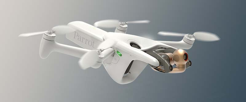 photoinfo.org Parrot Drone 3